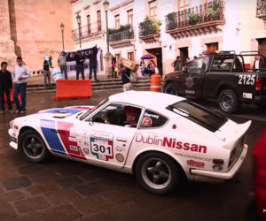 This Datsun 240Z Is a Purpose-Built Rally Rocket
