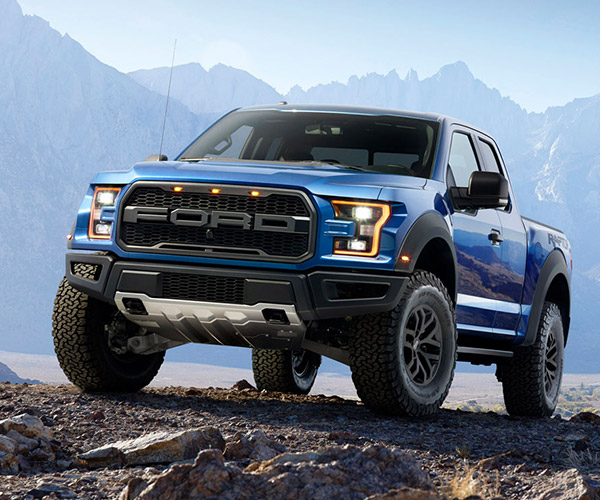 2017 Ford Raptor to Pack 510 lb-ft Torque?!