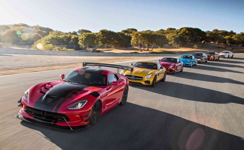 Motor Trend Launches World\'s Greatest Drag Race 6 - 95 Octane