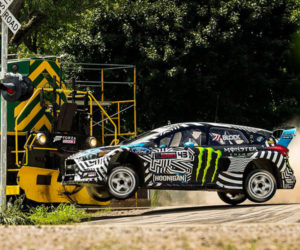 Gymkhana 9 Takes Block and His Beast to an Industrial Playground