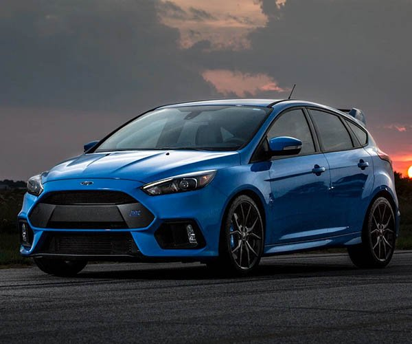Hennessey Performance Coaxes 405hp out of the Focus RS