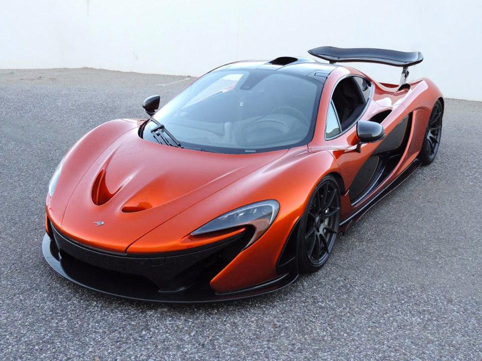 Orange And Black Mclaren P1 >> McLaren P1, Ferrari LaFerrari, Porsche 918 Spyder - All on eBay - 95 Octane