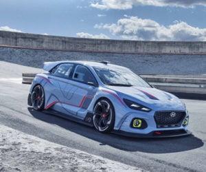 Hyundai RN30 Concept Breaks Cover in Paris