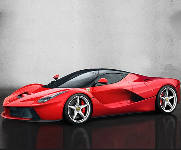 500th LaFerrari to be Built to Help Earthquake Victims