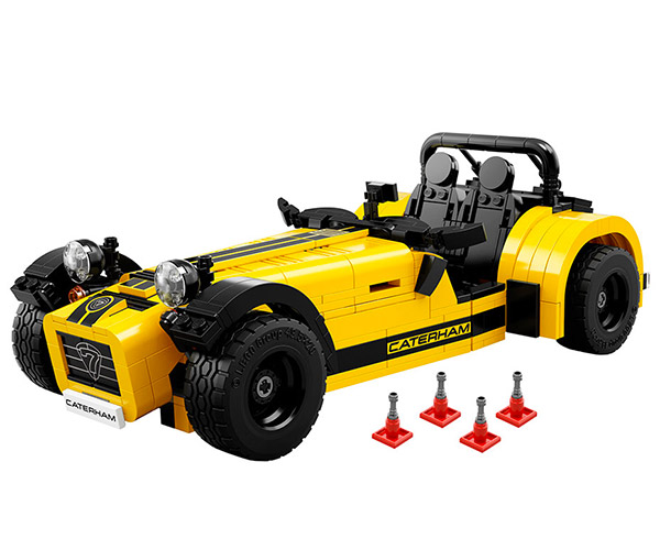 LEGO Caterham Seven 620R is the Cheapest Way to Own a Caterham