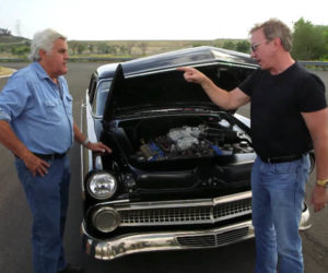 "Jay Leno vs. Tim Allen in a ""Stock"" Sleeper Drag Race"