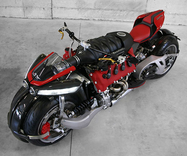 Lazareth LM847 is a Minimalist Maserati Packing 470hp
