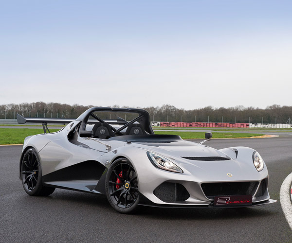 Lotus Shares Video of 3-Eleven Tearing up the Ring