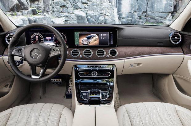 Mercedes-Benz E-Klasse All Terrain