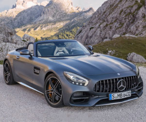 Mercedes-AMG GT and GT C Roadsters Debut