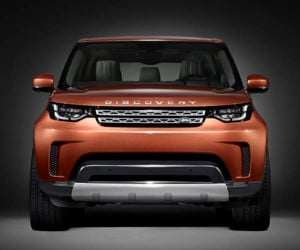 New Land Rover Discovery Teased, Looks Great