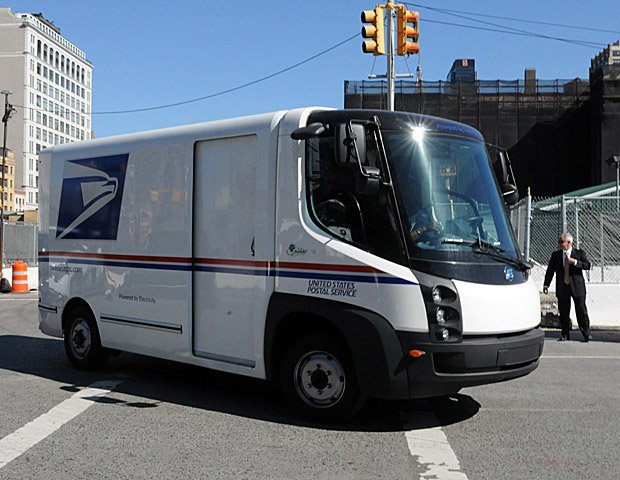 USPS Looking for the Delivery Van of the Future