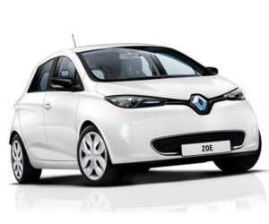 Renault ZOE EV Claims 248 Miles Per Charge