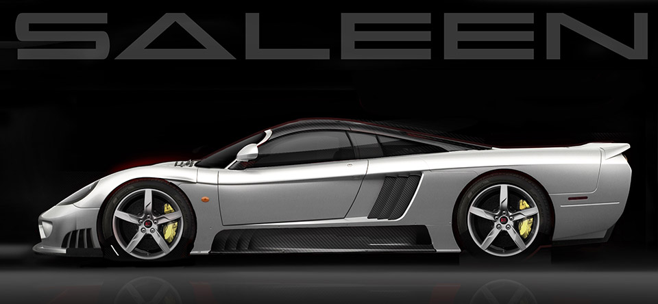 Only 7 Saleen S7 LMs Will Be Built