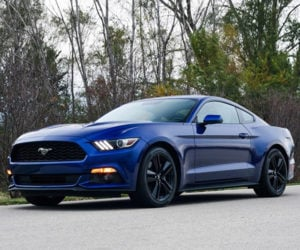 Ford Idles Mustang Plant as Camaro Discounts Drive Sales