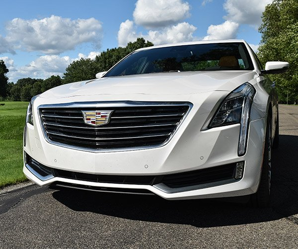 Review: 2016 Cadillac CT6 Premium Luxury