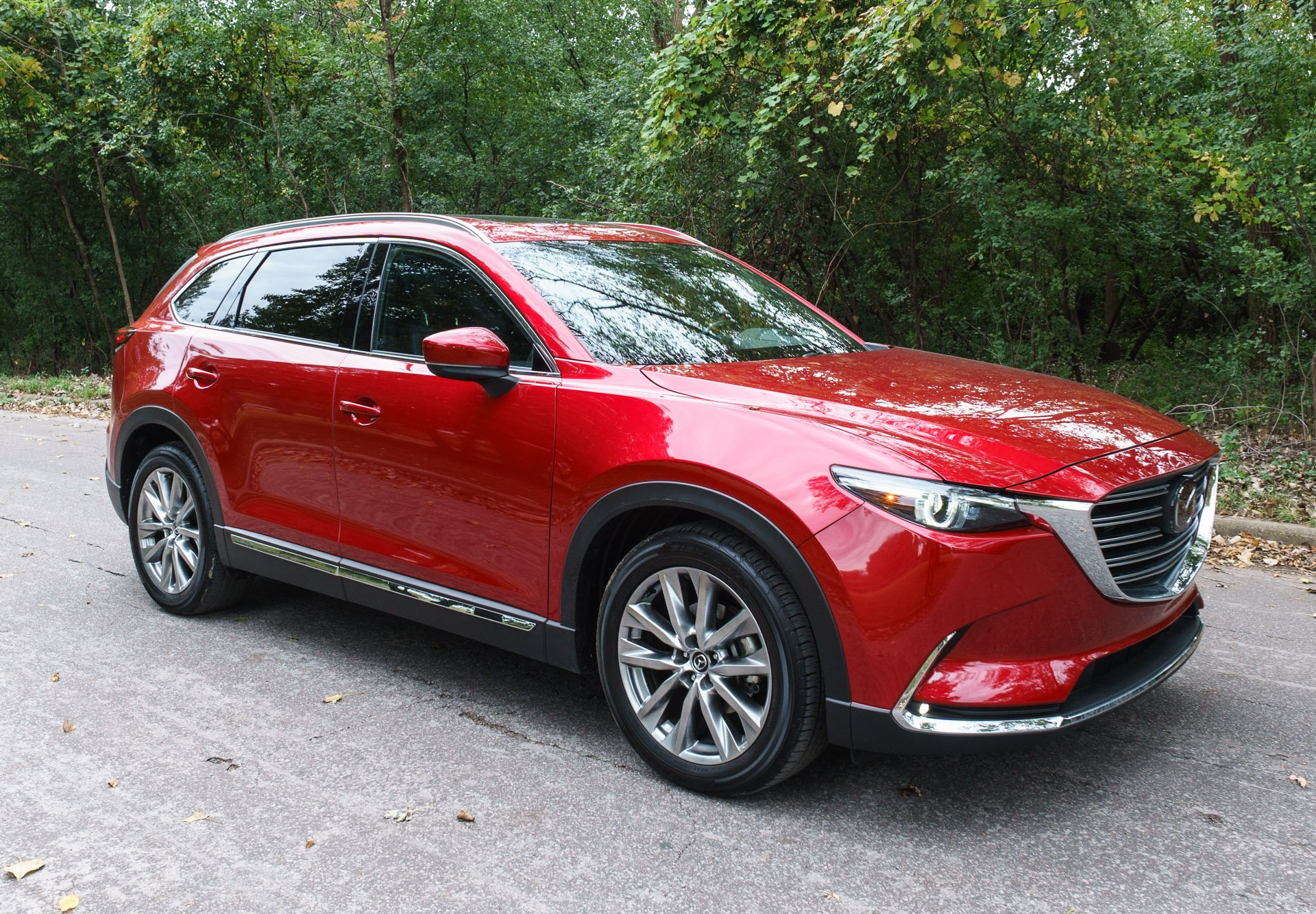 2016 Mazda Cx 9 Grand Touring Awd Driving Really Does