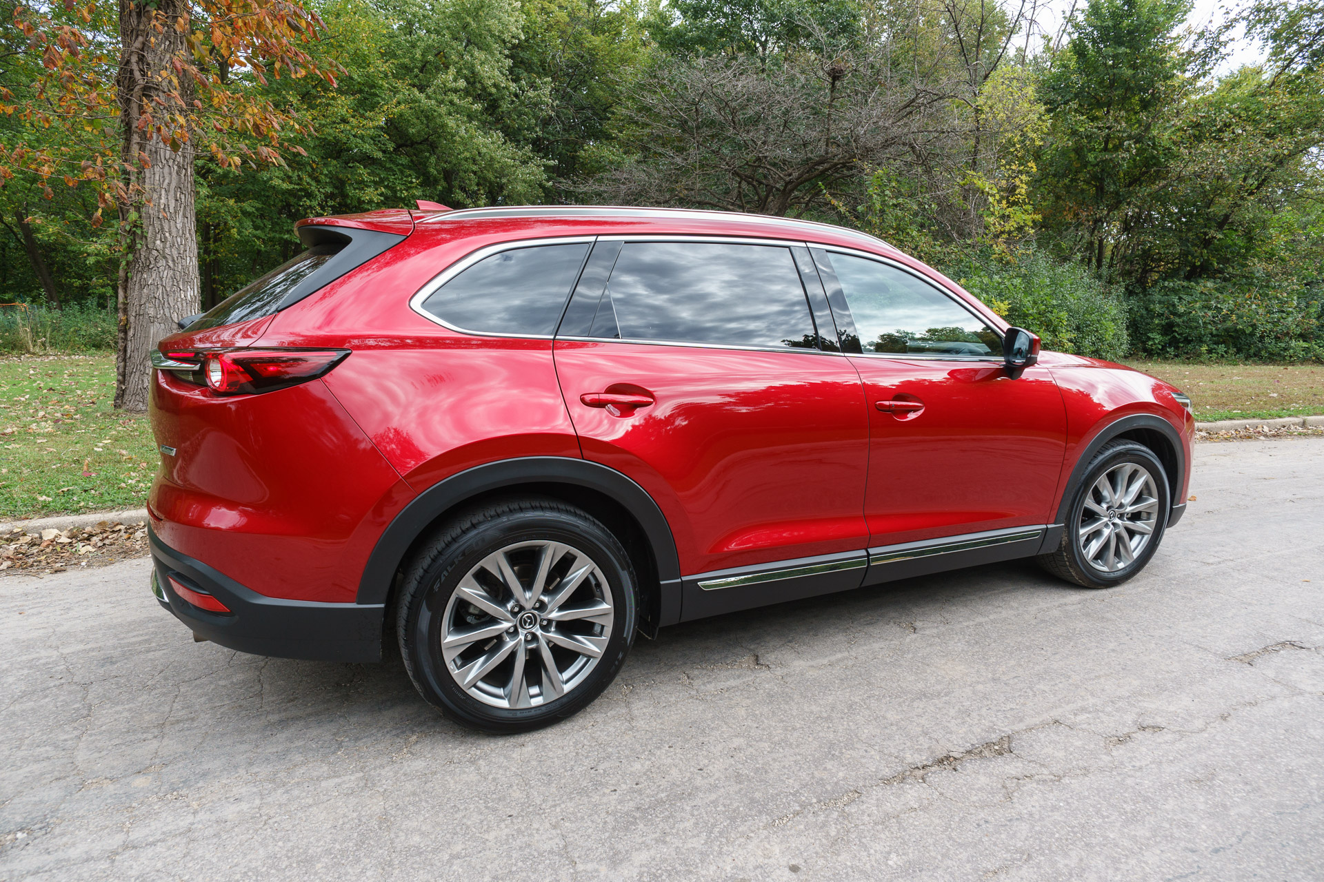2016 Mazda CX-9 Grand Touring AWD: Driving Really Does ...