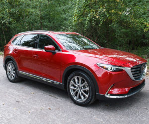 2016 Mazda CX-9 Grand Touring AWD: Driving Really Does Matter