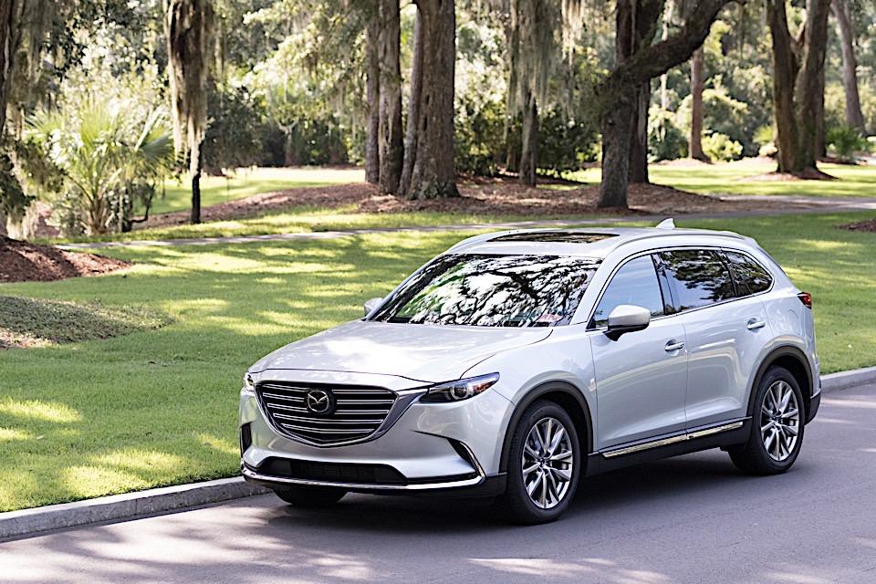 2016 Mazda CX-9: A Step Above