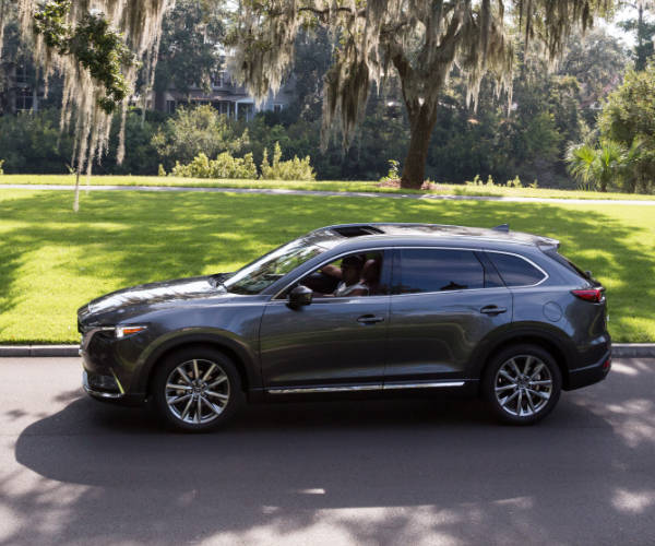 2016 Mazda CX-9: A Step Above