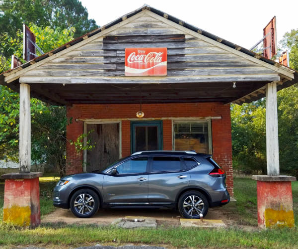 First Drive Review: 2017 Nissan Rogue