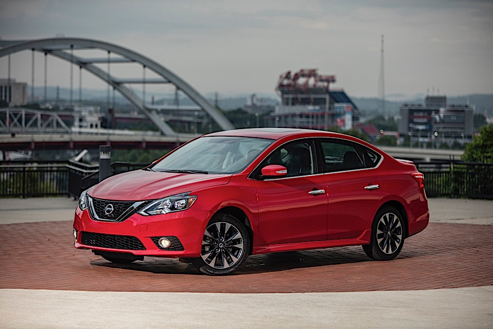 First Drive Review: 2017 Nissan Sentra SR Turbo