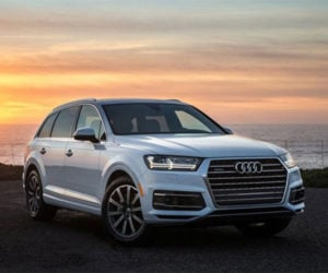2017 Audi Q7 Gets Gets Faster with Smaller Engine