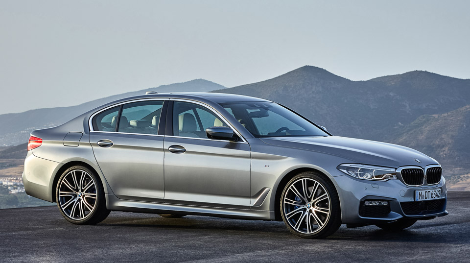2017 Bmw 5 Series Sedan 95 Octane