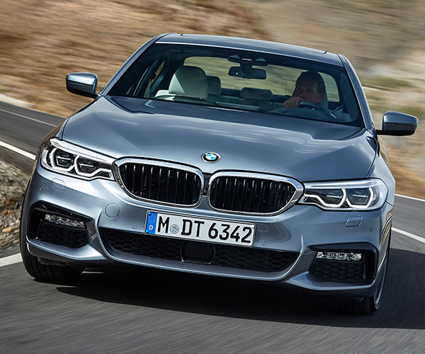2017 bmw 5 series prices announced 95 octane. Black Bedroom Furniture Sets. Home Design Ideas