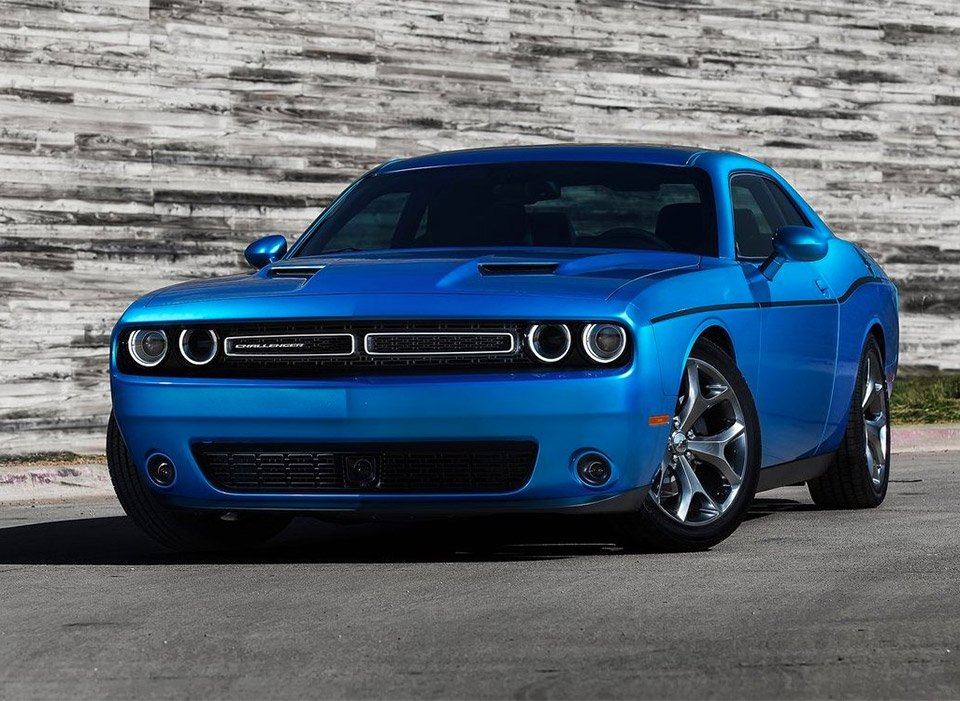EPA All But Confirms AWD Dodge Challenger