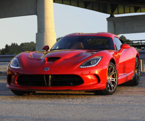 Want a 2017 Dodge Viper? You Have One Place to Get it