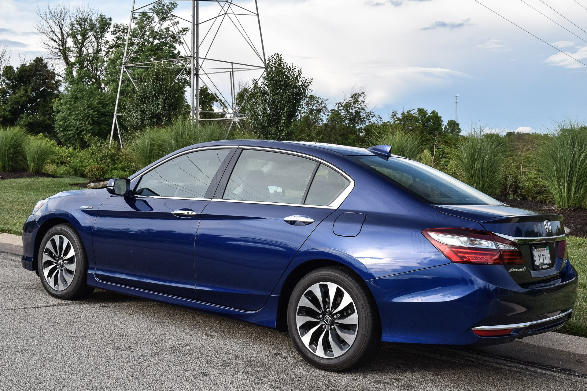 Review 2017 Honda Accord Hybrid 95 Octane