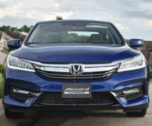 Review: 2017 Honda Accord Hybrid