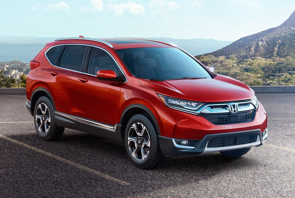 2017 honda cr v gets engine bump design refinements 95