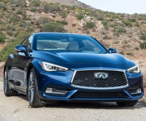 First Drive Review: 2017 Infiniti Q60 Red Sport 400