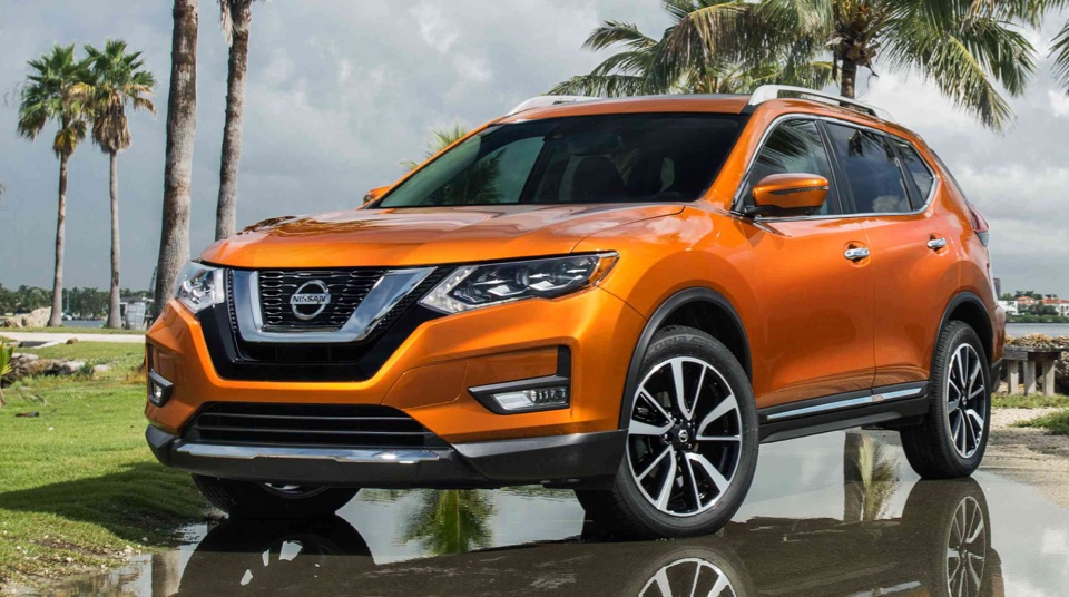 2017 Nissan Rogue Price Announced