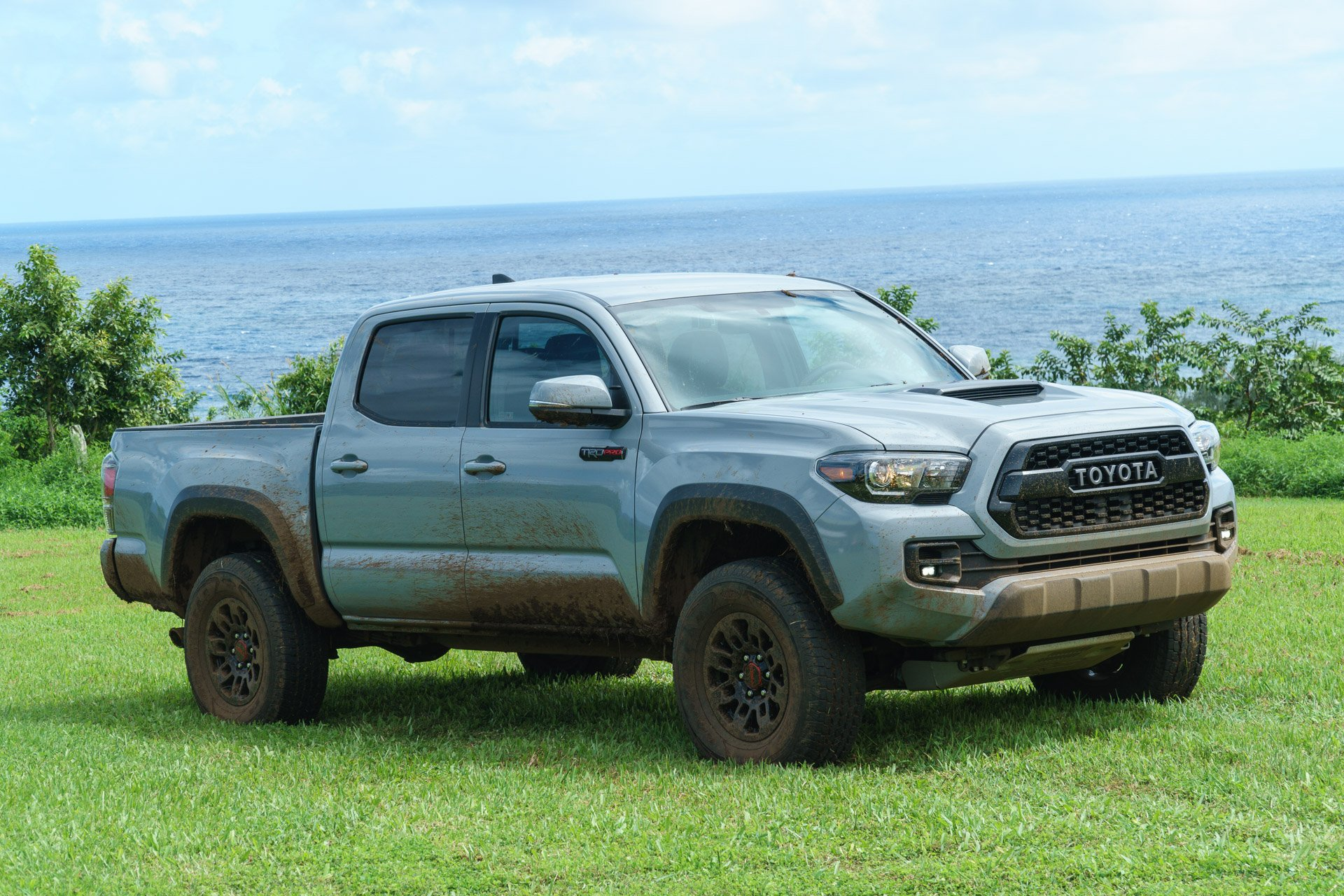 Off-Road in Hawaii with the 2017 Toyota Tacoma TRD Pro