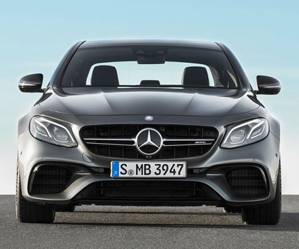 2018 Mercedes-AMG E63 Sedans Do 0-to-60 in 3.3-3.4 Seconds