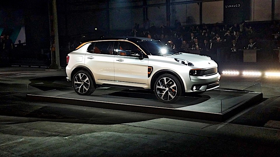 LYNK & CO's New Brand and Car: Everything You Need to Know