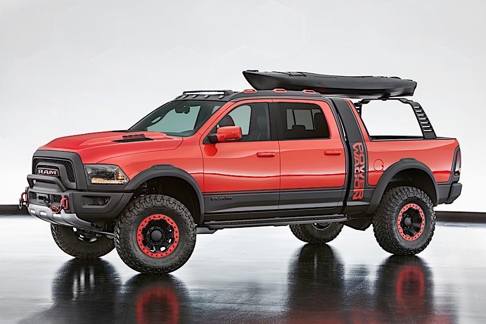 Ram Macho Power Wagon Makes Your Truck More Macho?