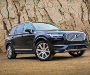 Volvo's XC90 Two-Peats Top Honors in the Lone Star State