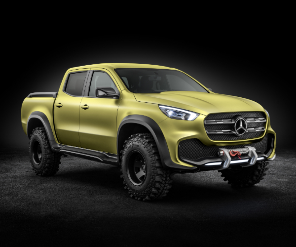 Chicken Tax Prevents U.S. from Enjoying X-Class Bliss