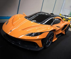 Apollo Arrow Hypercar Development Update