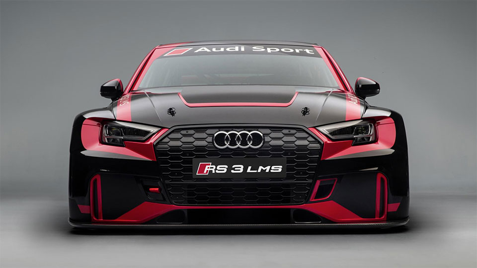 Gucci Benz >> Audi RS3 LMS Is a Race Car Bargain - 95 Octane
