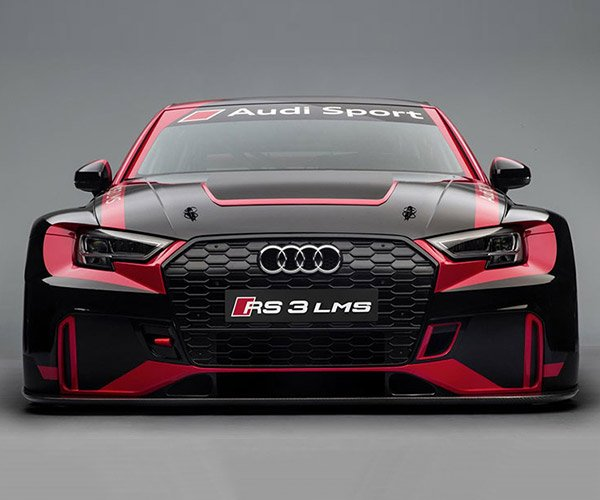 Audi RS3 LMS Is a Race Car Bargain