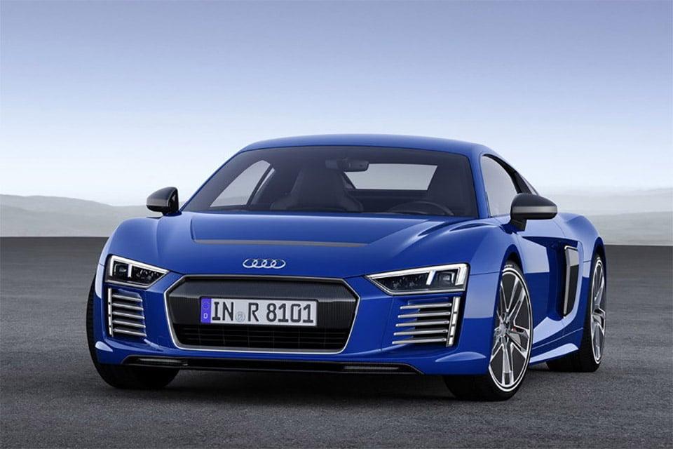 Audi R8 e-tron Electric Production Ends