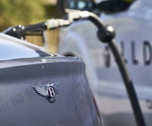 Bentley Drivers No Longer Need to Fuel up with the Plebs