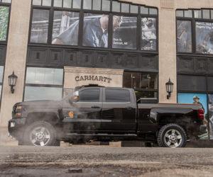 Chevrolet Silverado HD Gets Carhartt Treatment for SEMA