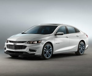 Chevy Bringing Plain White Cars to SEMA